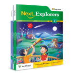 CBSE Class 4 - Explorer (Set of 2 Books)
