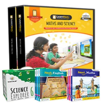 CBSE 6 Maths, Science, English and Social Science with All India Test Series, Science Kits, English Book and Maths Book