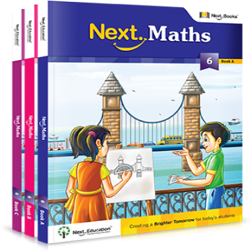 CBSE Class 6 - Maths (Set of 3 Books)
