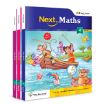 CBSE Class 4 - Maths (Set of 3 Books)