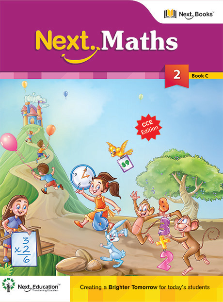 Next Maths - Level 2 - Book C