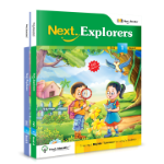 CBSE Class 1 - Explorer (Set of 2 Books)