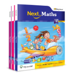 CBSE Class 5 - Maths (Set of 3 Books)