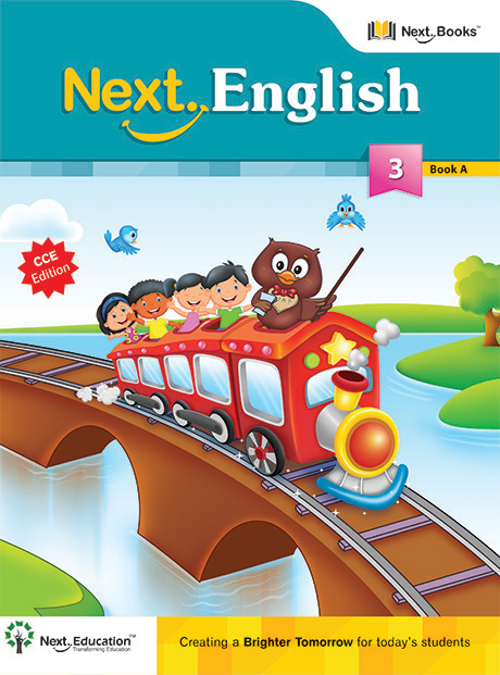 Primary nexteducation cbse class 3 english set of 3 books next english level 3 book a fandeluxe Choice Image