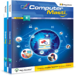 CBSE Class 8 - Computer Masti (Set of 2 Books)