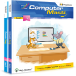 CBSE Class 3 - Computer Masti (Set of 2 Books)