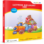 Next Play - Letter Delight - Primer - Book A