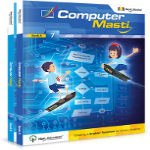 CBSE Class 7 - Computer Masti (Set of 2 Books)