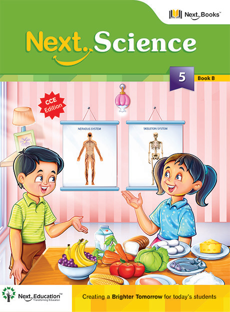 Next Science - Level 5 - Book B