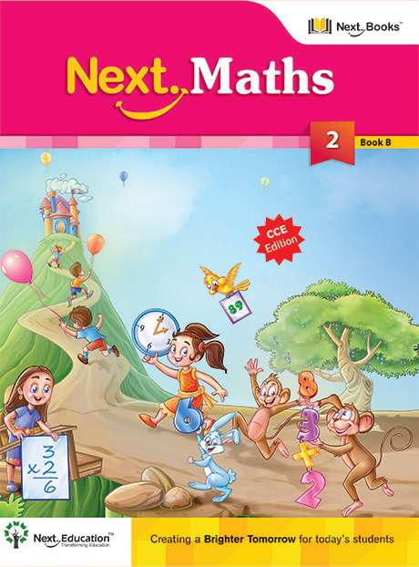 Next Maths - Level 2 - Book B