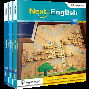 CBSE Class 7 - English (Set of 3 Books)
