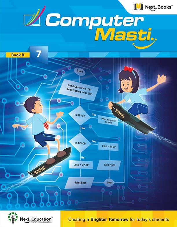 Class 7 - NextEducation - CBSE Class 7 - Computer Masti (Set