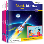 Maths - Class 7 (Set of 3 Books)