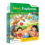 CBSE Class 5 - Explorer (Set of 2 Books)