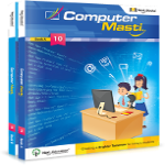 CBSE Class 10 - Computer Masti (Set of 2 Books)