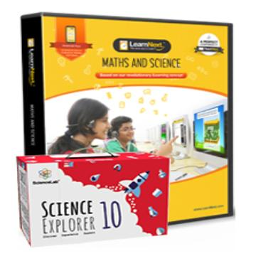 CBSE 10 Maths and Science with All India Test Series, Science Kits