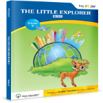 Next Play - The Little Explorer - Primer B - Book A