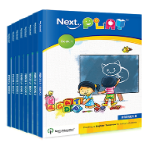 Next Play Monthly Book (Set of 8 Books) - Primer B
