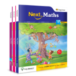 CBSE Class 1 - Maths (Set of 3 Books)