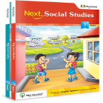 CBSE Class 1 - Social Studies (Set of 2 Books)