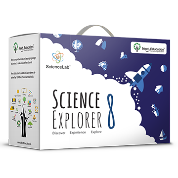 CBSE Class 8 - Science Hands On Activity Kit