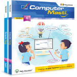 CBSE Class 6 - Computer Masti  (Set of 2 Books)