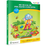 Primer A - My Book of Pre-Math Concepts
