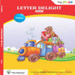 Next Play - Letter Delight - Primer - Book B