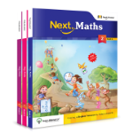 CBSE Class 2 - Maths (Set of 3 Books)