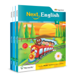 CBSE Class 4 - English (Set of 3 Books)