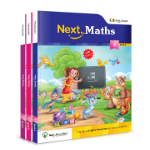 CBSE Class 3 - Maths (Set of 3 Books)