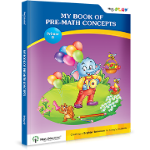 Primer B - My Book of Pre-Math Concepts
