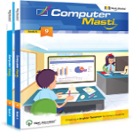 CBSE Class 9 - Computer Masti (Set of 2 Books)